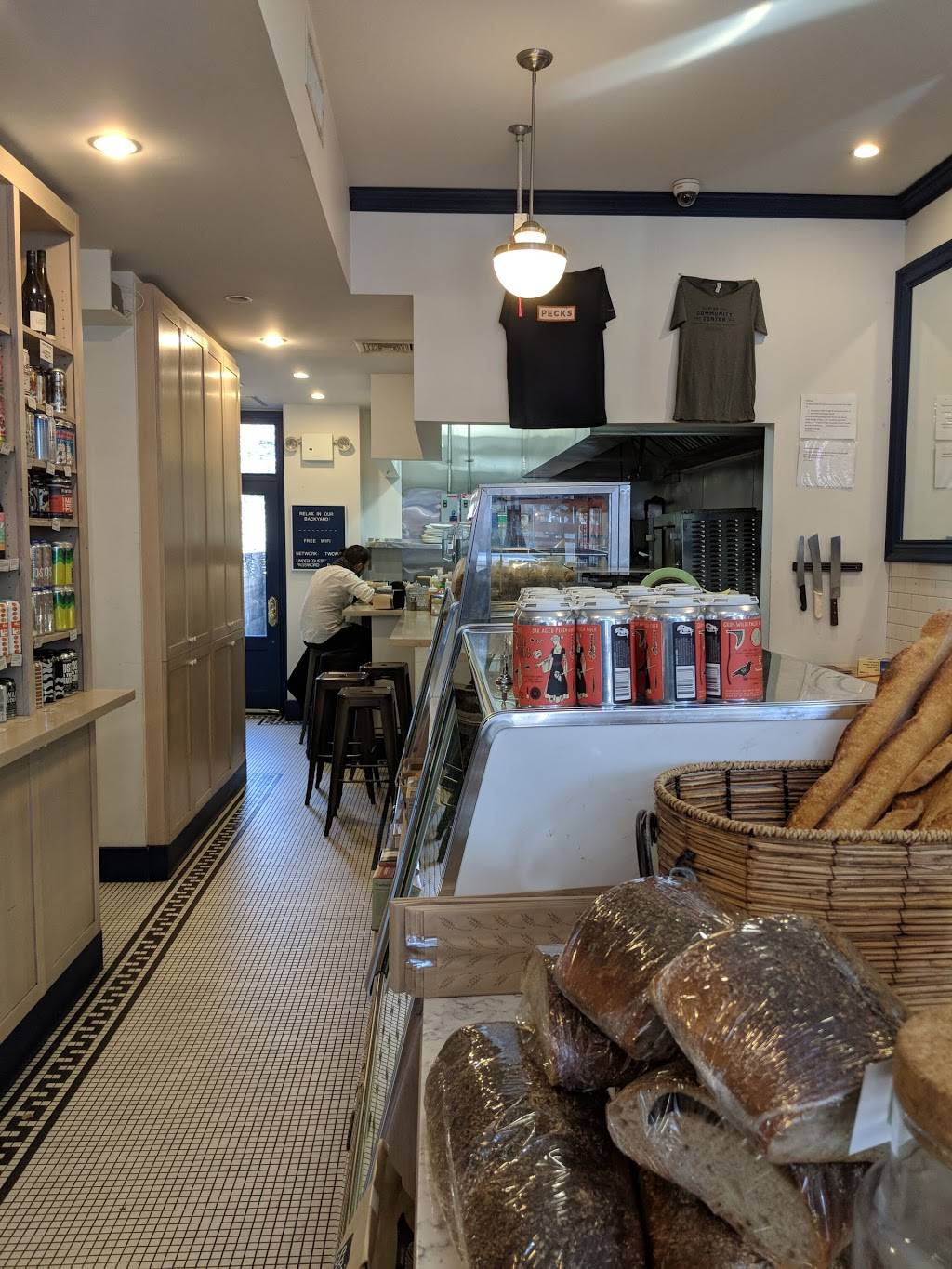 Pecks | cafe | 455A Myrtle Ave, Brooklyn, NY 11205, USA | 3476894969 OR +1 347-689-4969