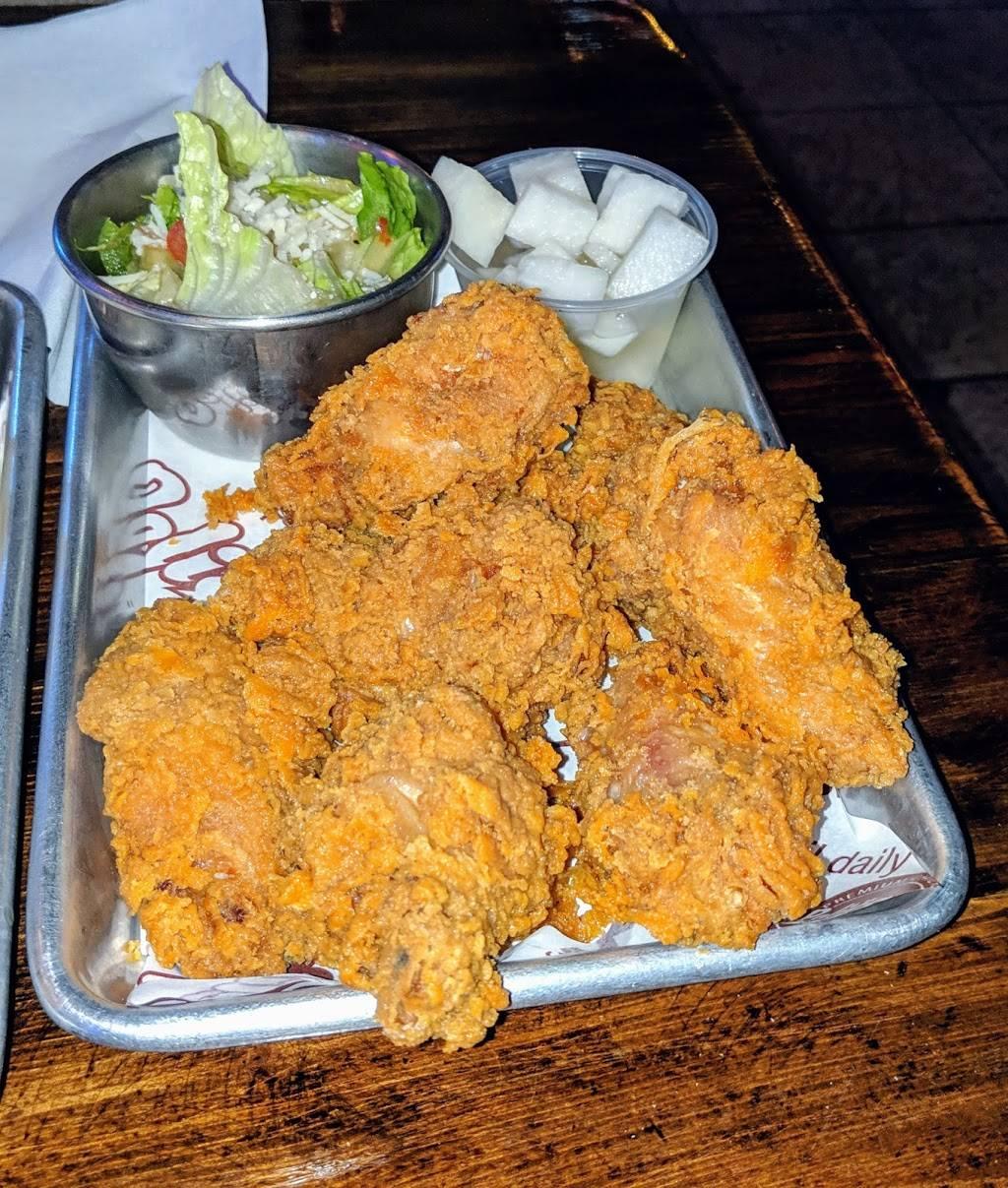 Pelicana Chicken   meal takeaway   417 E Brinkerhoff Ave, Palisades Park, NJ 07650, USA   2014820642 OR +1 201-482-0642