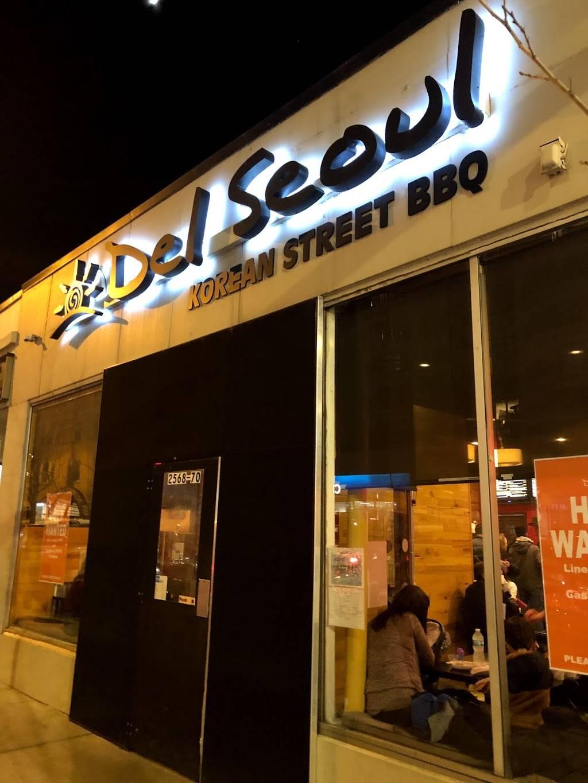 Del Seoul | restaurant | 2568 N Clark St, Chicago, IL 60614, USA | 7732484227 OR +1 773-248-4227