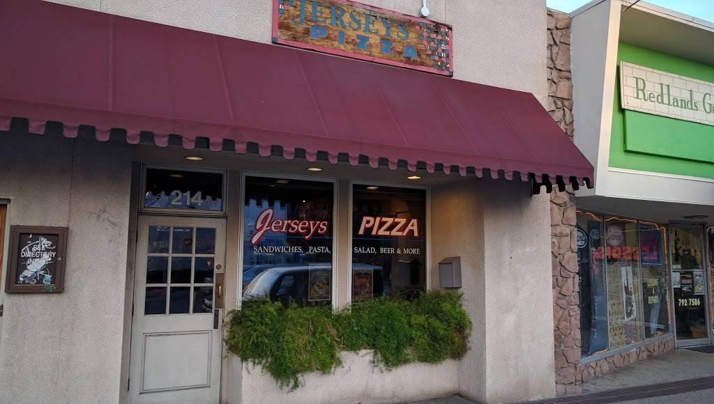 Jerseys Pizza of Redlands - Restaurant | 214 Orange St, Redlands ...