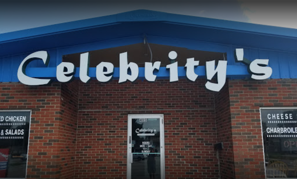 Celebritys Cheese Steaks, Burgers & More   meal takeaway   405 E Main St, Gardner, KS 66030, USA   9138567745 OR +1 913-856-7745