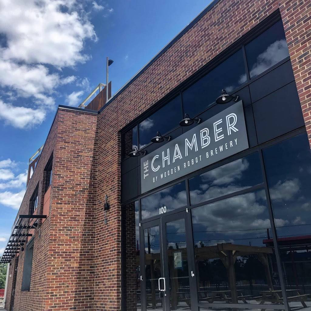 The Chamber by Wooden Robot - NoDa | restaurant | 416 E 36th St Suite 100, Charlotte, NC 28205, USA | 9809386200 OR +1 980-938-6200