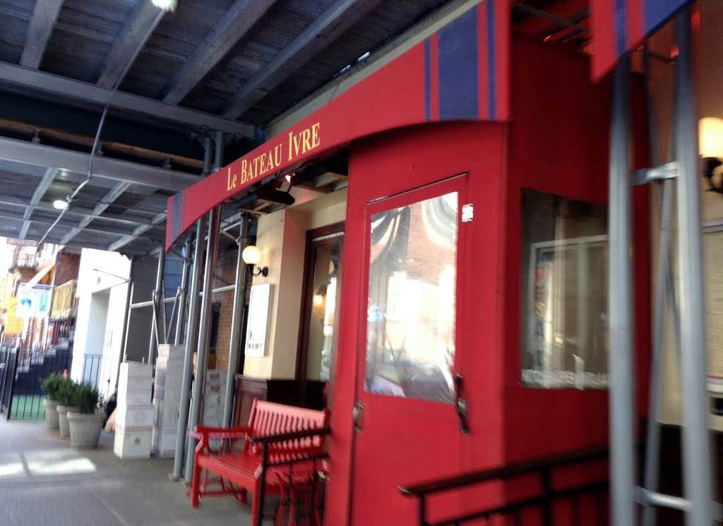 Le Bateau Ivre | restaurant | 230 E 51st St, New York, NY 10022, USA | 2125830579 OR +1 212-583-0579