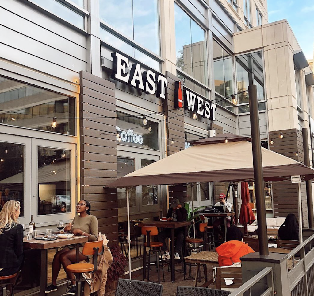 East West Coffee Wine | bakery | 3101 Wilson Blvd, Arlington, VA 22201, USA | 5718003905 OR +1 571-800-3905