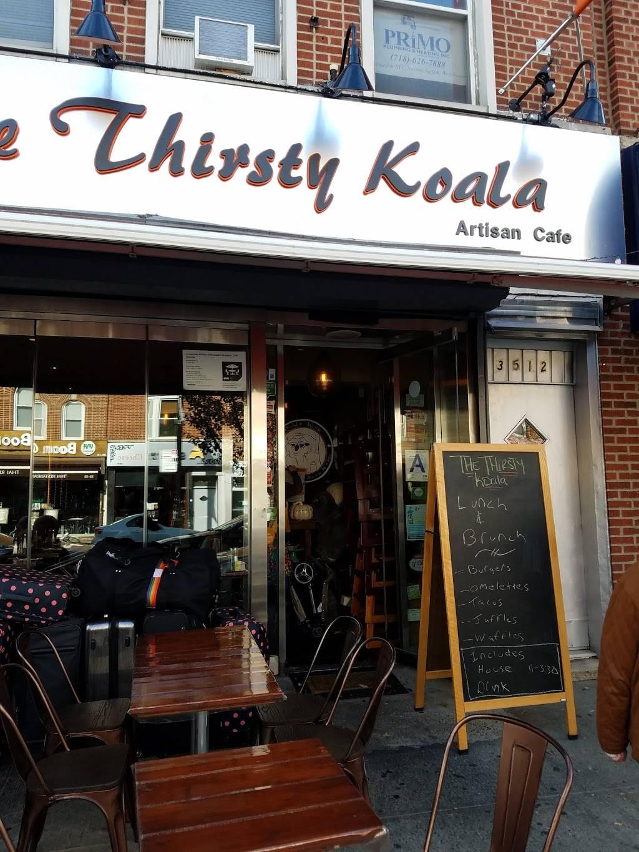 The Thirsty Koala | restaurant | 35-12 Ditmars Blvd, Astoria, NY 11105, USA | 7186265430 OR +1 718-626-5430