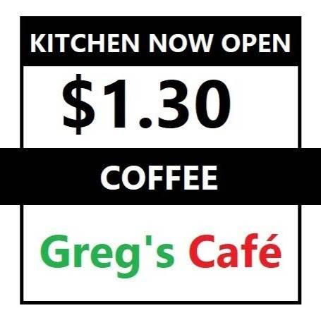 Gregs Café | cafe | 101 William Henderson Dr Unit 4, Bath, ON K0H 1G0, Canada | 6134493284 OR +1 613-449-3284