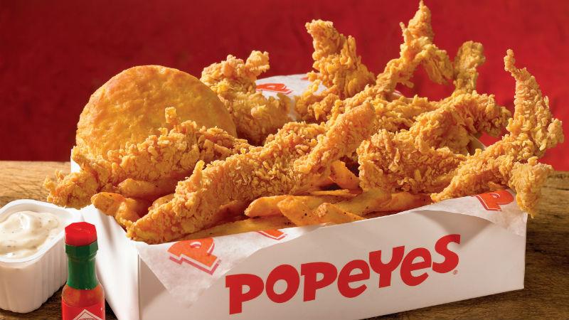 Popeyes Louisiana kitchen | restaurant | 306 S 11th St, Niles, MI 49120, USA