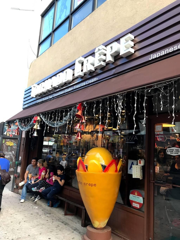 Tornado Crepe | restaurant | 8610 Roosevelt Ave#10 Jackson Heights, Flushing, NY 11372, USA | 9172947373 OR +1 917-294-7373