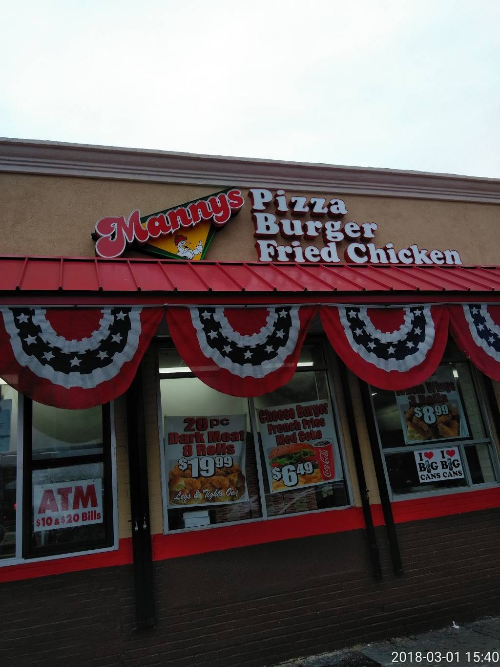US Fried Chicken | meal takeaway | 459 Mother Gaston Blvd, Brooklyn, NY 11212, USA | 7184851224 OR +1 718-485-1224