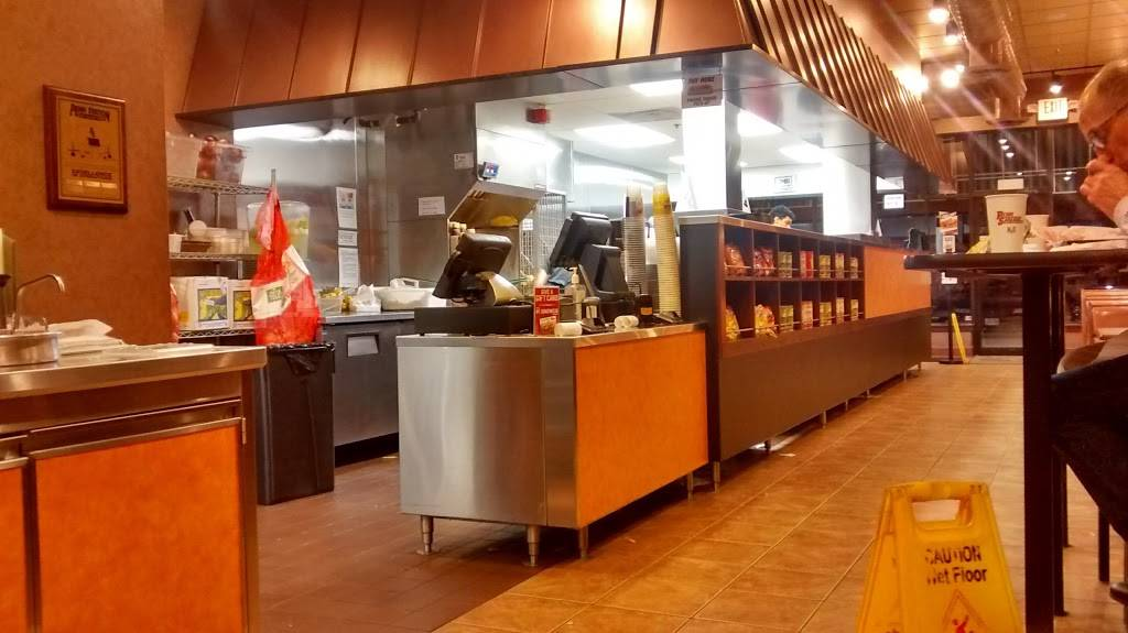 Penn Station East Coast Subs   meal takeaway   4804 Ridge Rd, Brooklyn, OH 44144, USA   2166611663 OR +1 216-661-1663