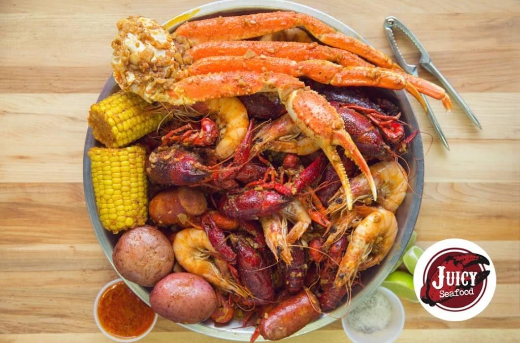 The Juicy Seafood Restaurant & Bar- Beachwood | restaurant | 26100 Harvard Rd, Warrensville Heights, OH 44122, USA