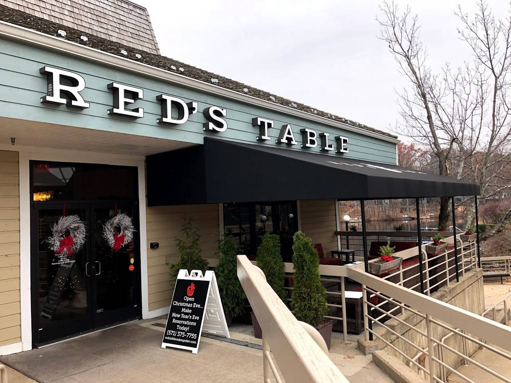 Reds Table   restaurant   11150 South Lakes Dr, Reston, VA 20191, USA   5713757755 OR +1 571-375-7755