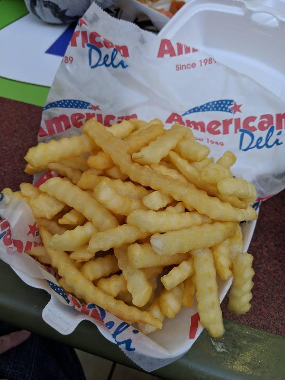 American Deli - Restaurant | 1001 Barnes Crossing Rd space ...