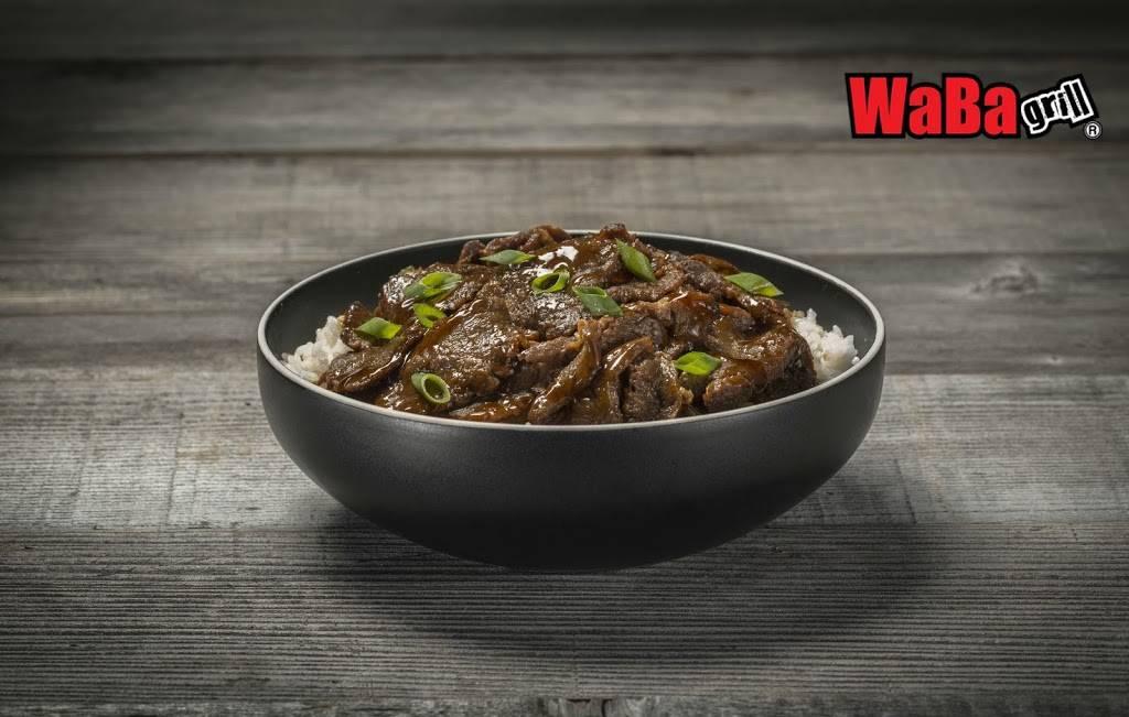 WaBa Grill | restaurant | 1250 W Foothill Blvd #C, Azusa, CA 91702, USA | 6263343311 OR +1 626-334-3311