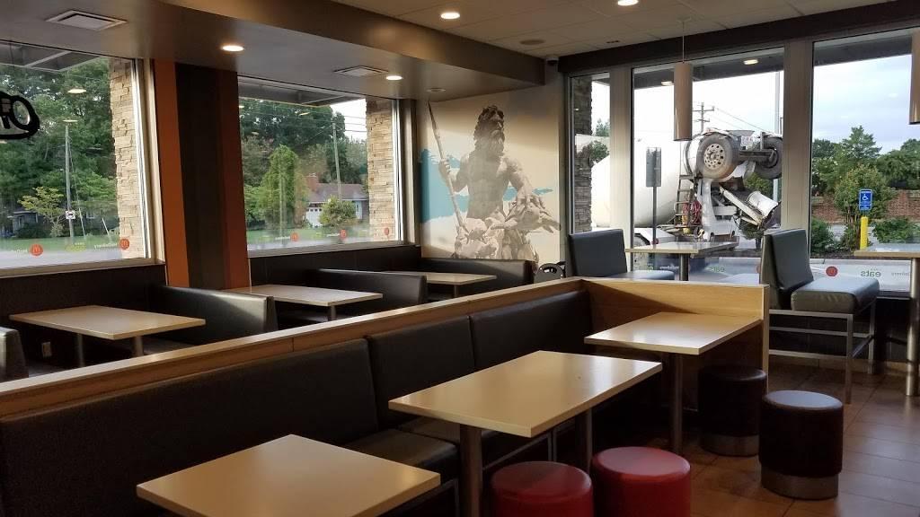 McDonalds | cafe | 745 Newtown Rd, Norfolk, VA 23502, USA | 7574613050 OR +1 757-461-3050