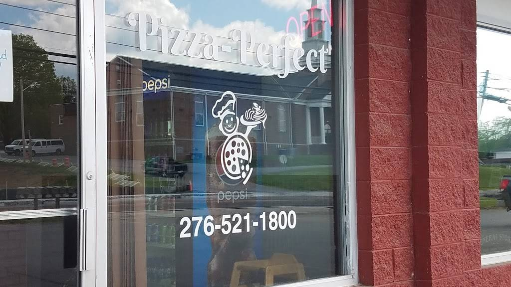 Pizza-Perfect | restaurant | 830 E Lee Hwy, Chilhowie, VA 24319, USA | 2765211800 OR +1 276-521-1800