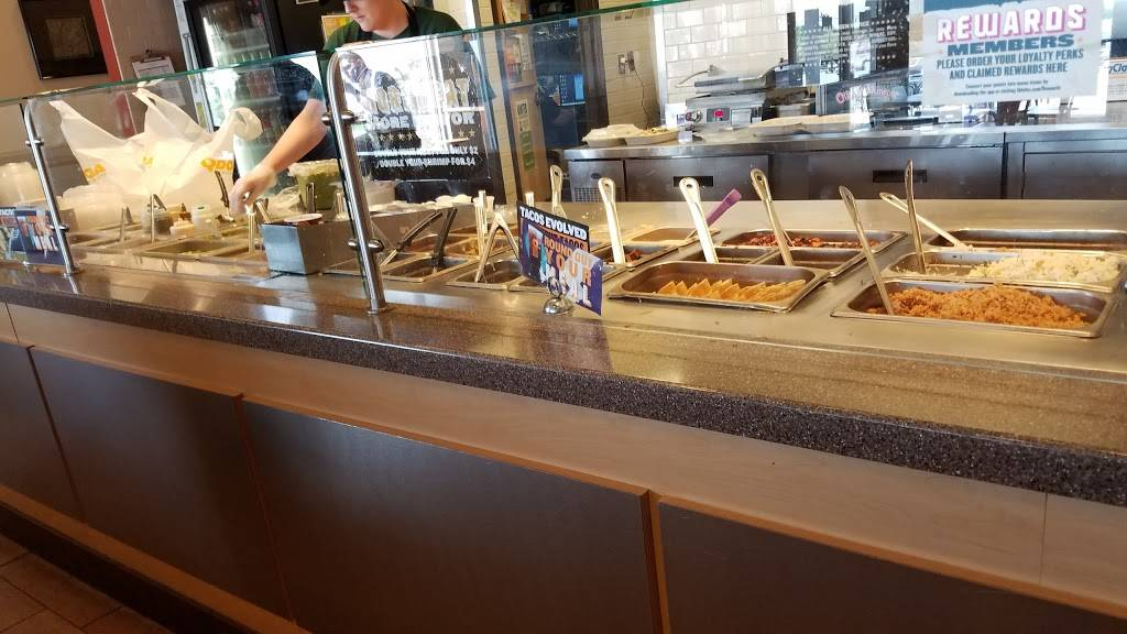 QDOBA Mexican Eats | restaurant | 1570 N Dixie Hwy Suite 100, Elizabethtown, KY 42701, USA | 2707370479 OR +1 270-737-0479