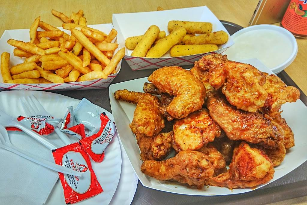 Boom Boom Chicken | restaurant | 36 Park Ave, Rutherford, NJ 07070, USA | 2014381124 OR +1 201-438-1124