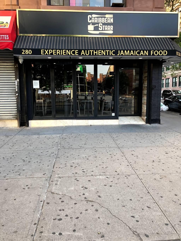 Caribbean Starr | restaurant | 280 Malcolm X Blvd, New York, NY 10027, USA | 9172617669 OR +1 917-261-7669