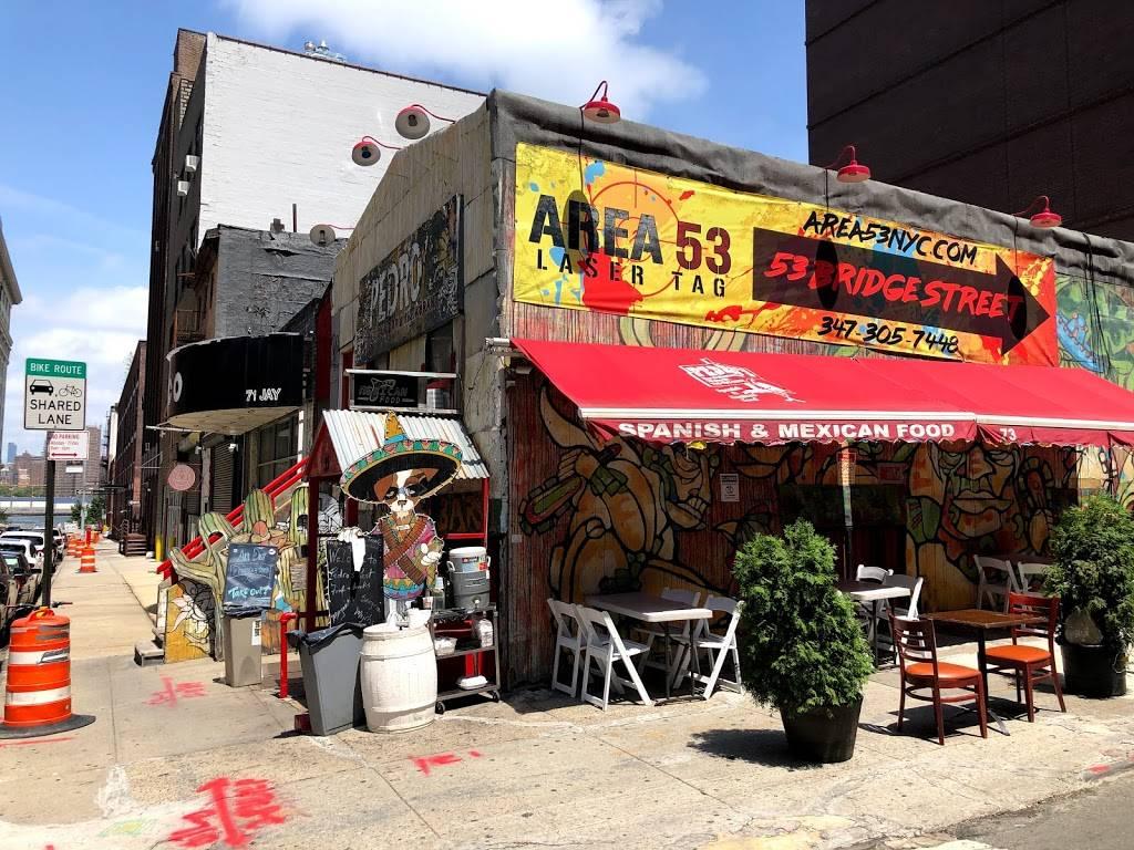 Pedros Mexican Bar & Restaurant   restaurant   73 Jay St, Brooklyn, NY 11201, USA   7187972851 OR +1 718-797-2851