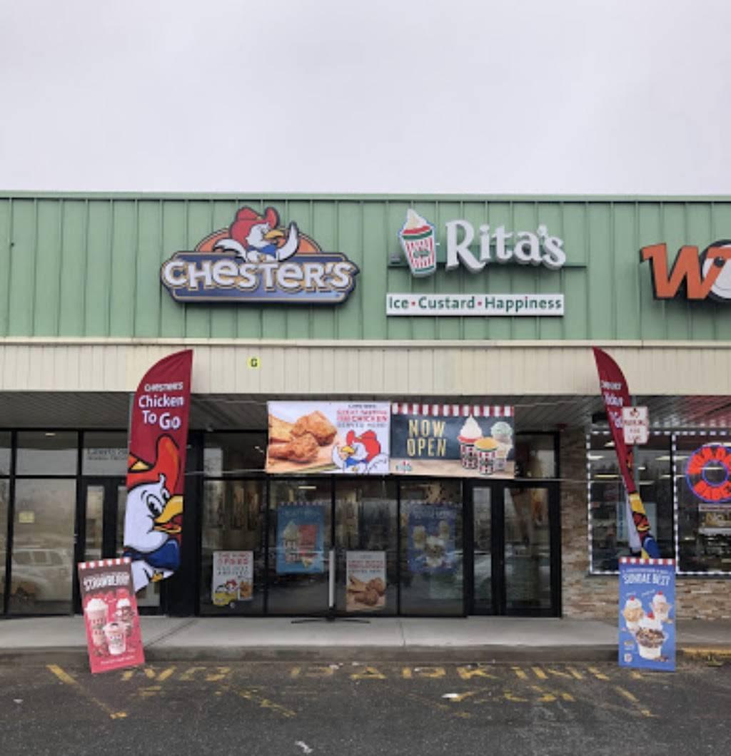 "Chester""s Chicken & Ritas Ice Cream | restaurant | 1345 John F. Kennedy Blvd, Bayonne, NJ 07002, USA | 2015204519 OR +1 201-520-4519"
