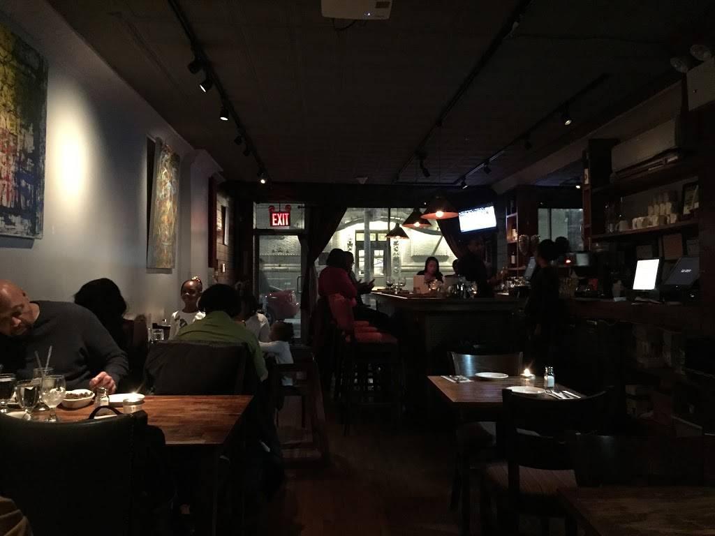 La Caye | restaurant | 35 Lafayette Ave, Brooklyn, NY 11217, USA | 7188584160 OR +1 718-858-4160