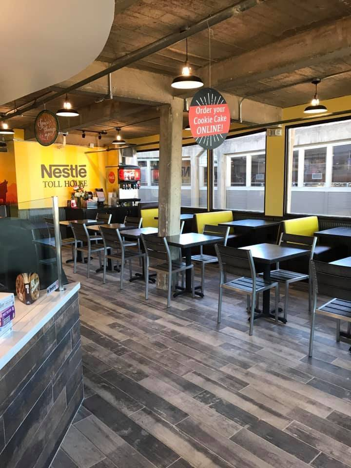 Nestle Toll House Cafe at the Stockyards | cafe | 140 E Exchange Ave #301, Fort Worth, TX 76164, USA | 8177408883 OR +1 817-740-8883