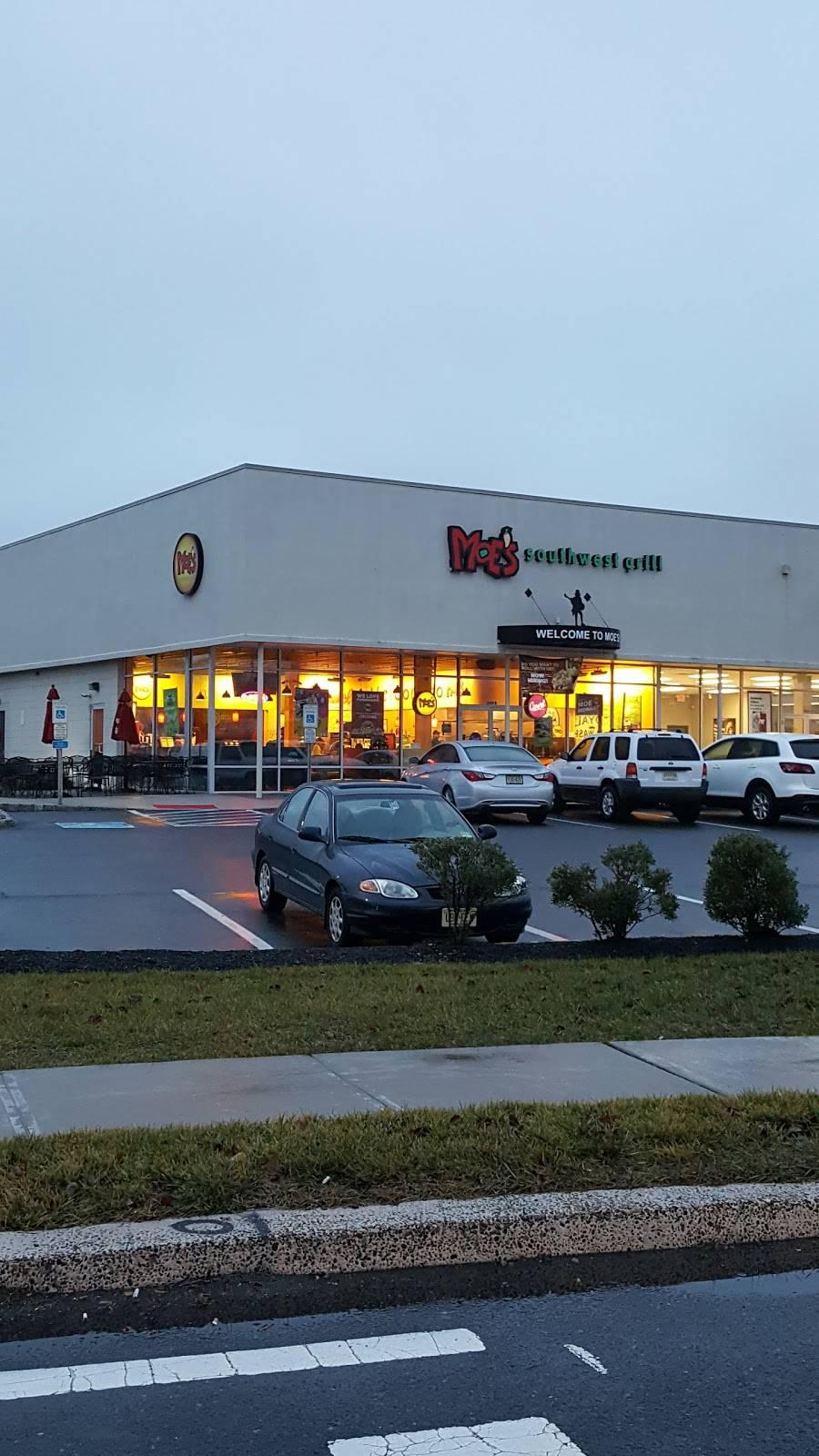 Moes Southwest Grill | restaurant | 1309 NJ-33, Hamilton Township, NJ 08690, USA | 6095849600 OR +1 609-584-9600