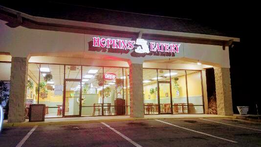 Hopkins Eatery | restaurant | 1208 Capital Cir SE Unit A, Tallahassee, FL 32301, USA | 8503256422 OR +1 850-325-6422