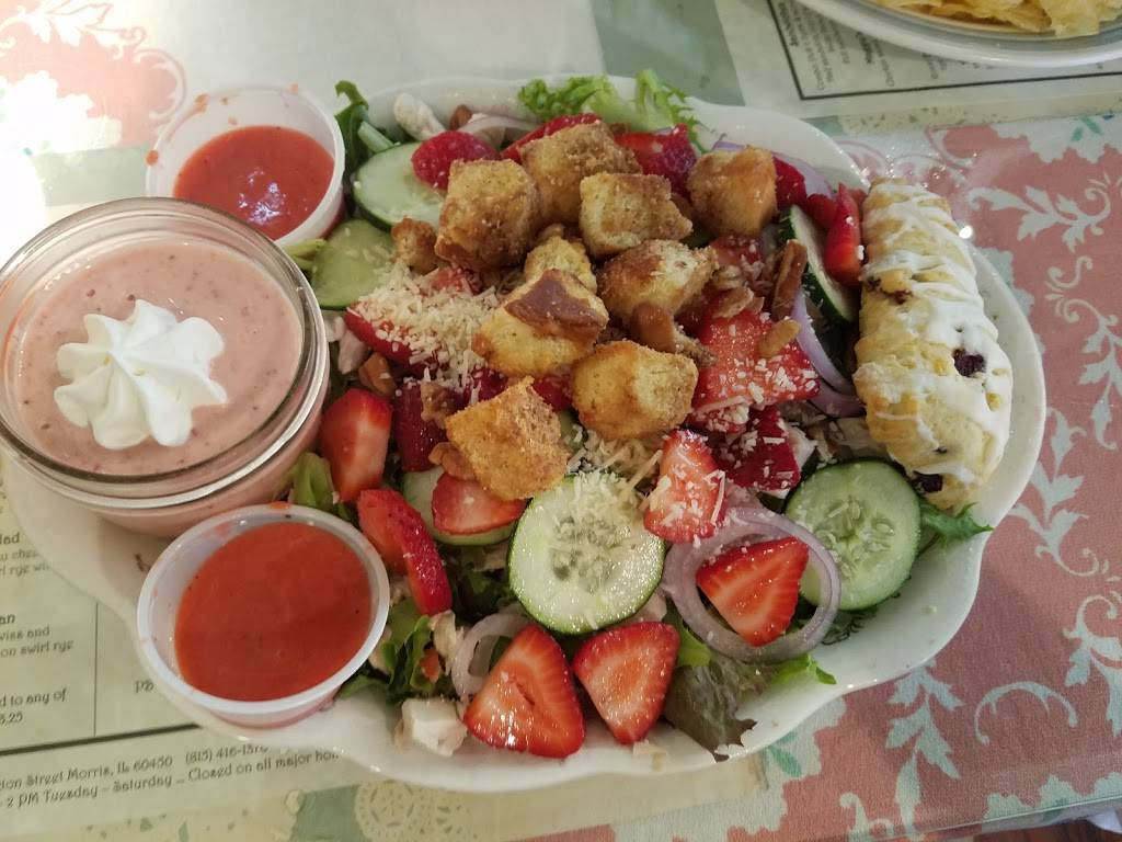 Letty Maes Tea Room | bakery | 112 E Washington St, Morris, IL 60450, USA | 8154161370 OR +1 815-416-1370