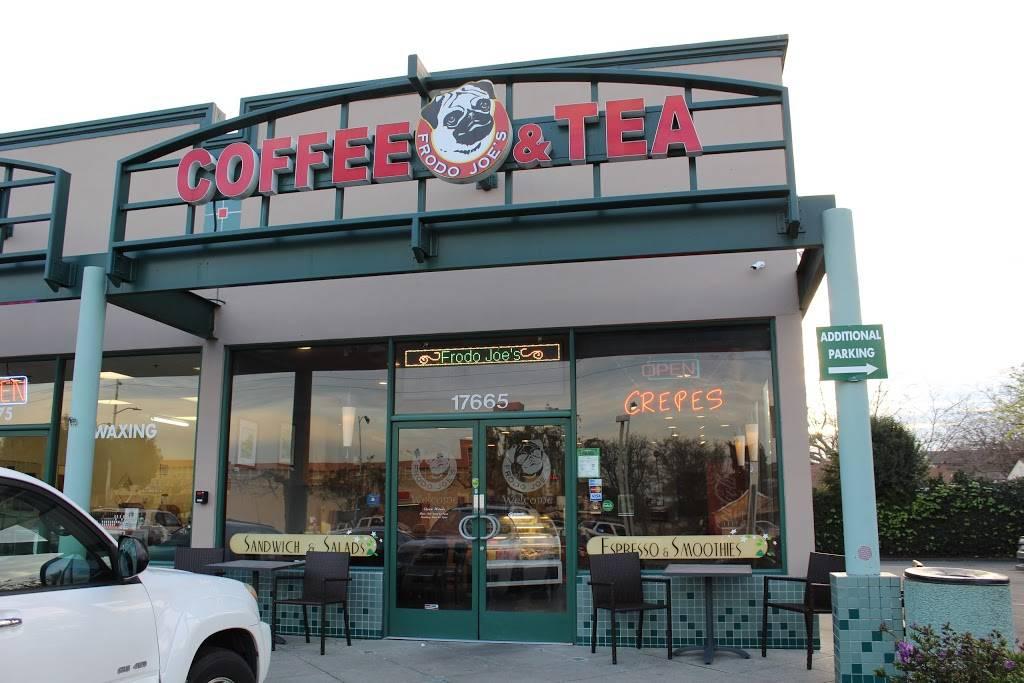 Frodo Joes Coffee & Tea | cafe | 17665 Hesperian Blvd, San Lorenzo, CA 94580, USA | 5104811844 OR +1 510-481-1844