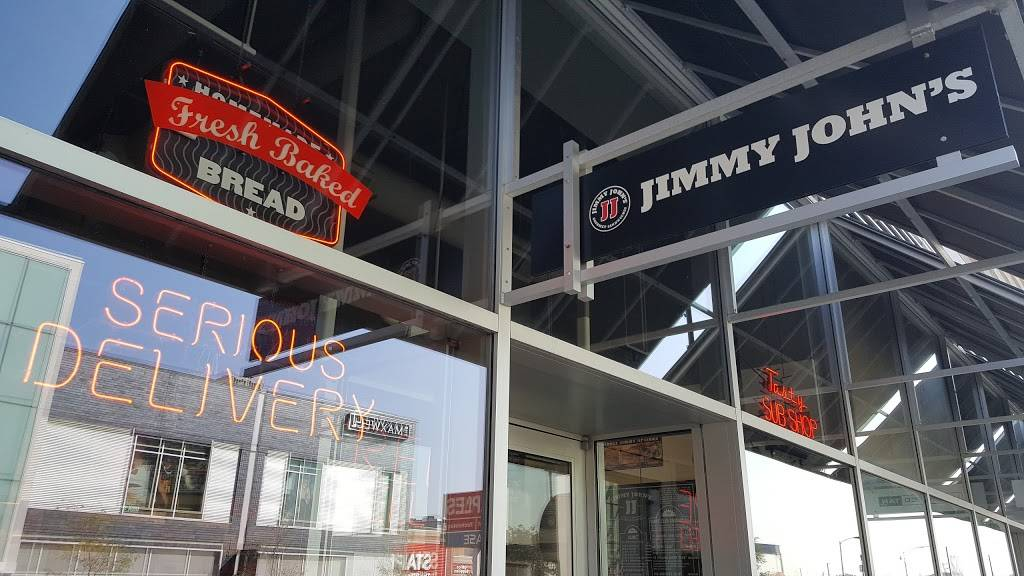 Jimmy Johns | meal delivery | 1101 S Canal St Ste. 104, Chicago, IL 60607, USA | 3124318850 OR +1 312-431-8850