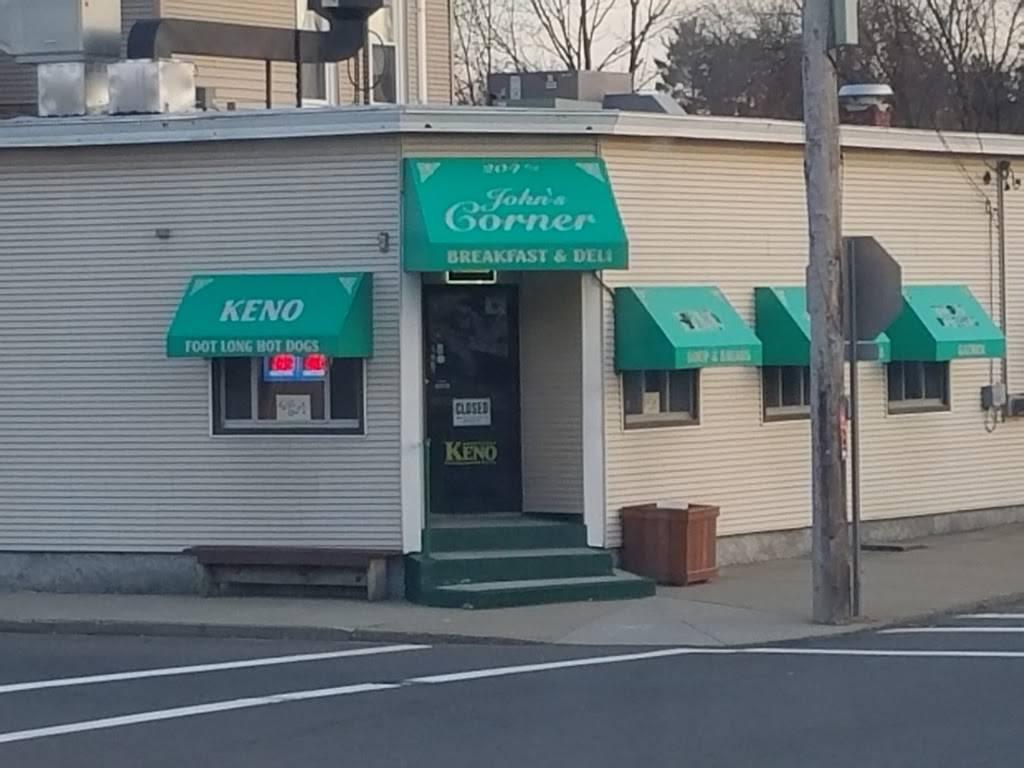 Johns Corner | meal takeaway | 204 Sewall St, Ludlow, MA 01056, USA | 4135838324 OR +1 413-583-8324