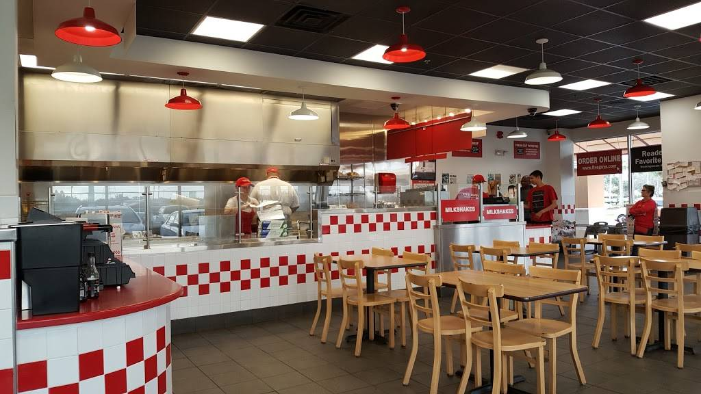 Five Guys | meal takeaway | 300 E Lake Rd S, Palm Harbor, FL 34685, USA | 7277848965 OR +1 727-784-8965