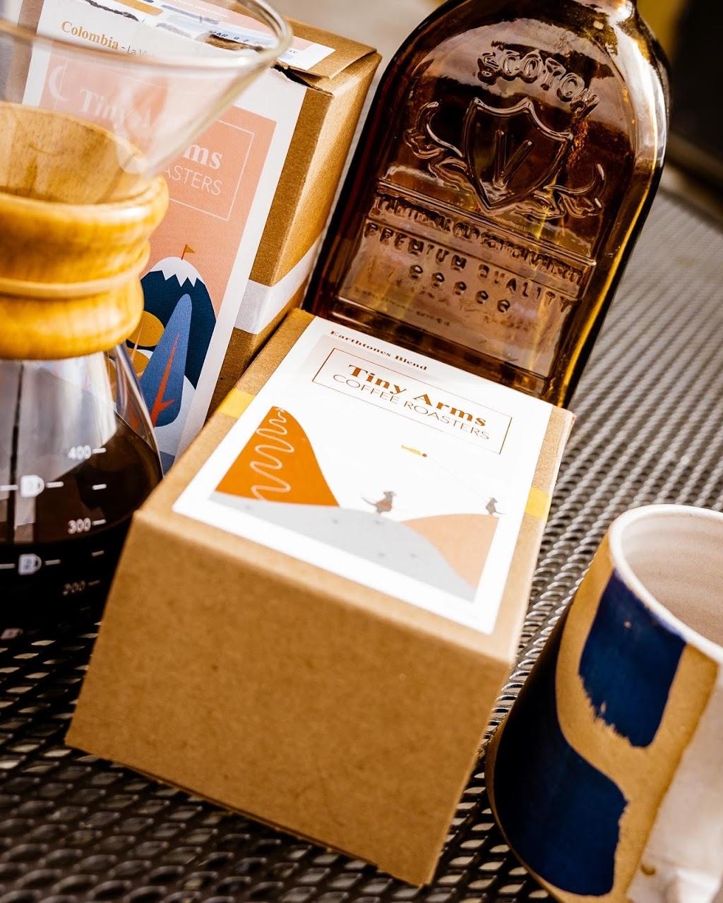 Tiny Arms Coffee Roasters | cafe | Loading Dock A Mill, 122 Western Ave, Lowell, MA 01851, USA