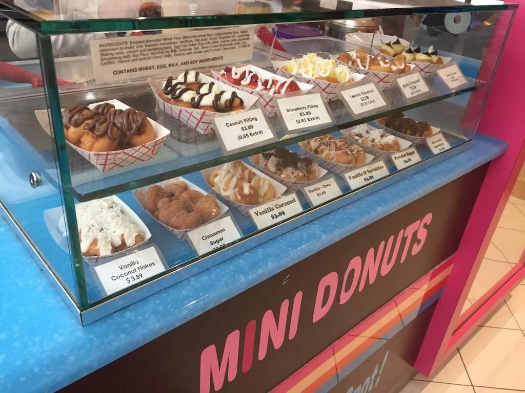Lil Doughs Of Heaven | restaurant | 428 Woodbridge Center Dr, Woodbridge, NJ 07095, USA | 7327508932 OR +1 732-750-8932