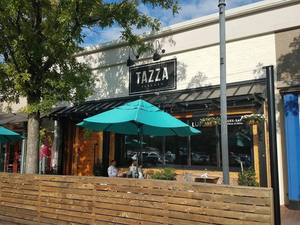 Tazza Kitchen Cameron Village Restaurant 432 Woodburn Rd Raleigh Nc 27605 Usa