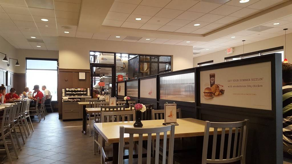 Chick-fil-A   restaurant   19 Teterboro Landing Drive, Teterboro, NJ 07608, USA   2012880847 OR +1 201-288-0847