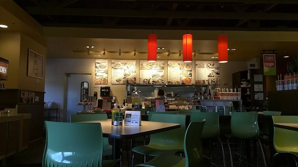 Zoes Kitchen Restaurant 2985 S Alma School Rd Chandler Az 85286 Usa