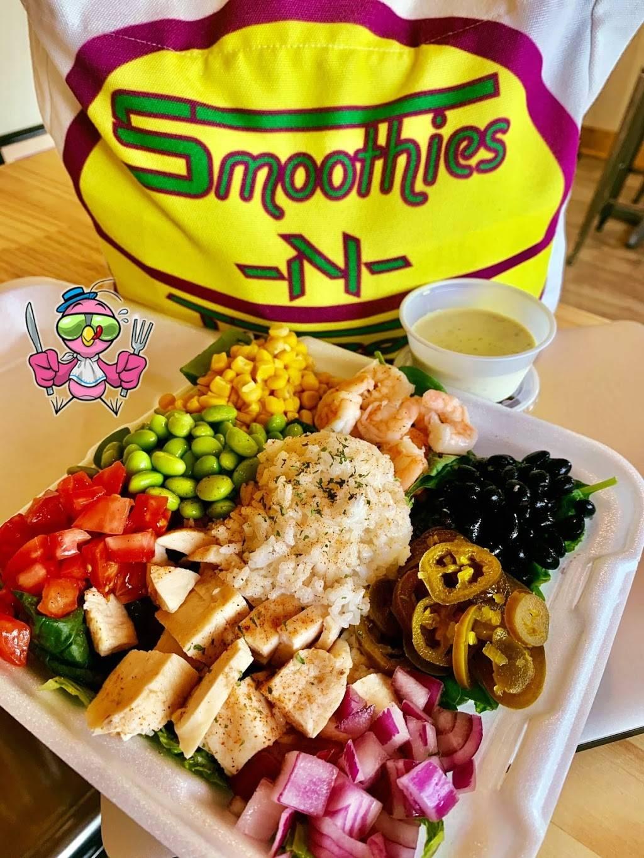 SMOOTHIES N THINGS CAFE BREAUX BRIDGE, LA | restaurant | 275 Rees St, Breaux Bridge, LA 70517, USA | 3376802355 OR +1 337-680-2355