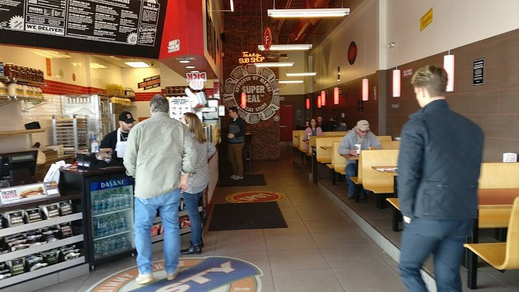 Jimmy Johns   meal delivery   4741 S Scatterfield Rd, Anderson, IN 46013, USA   7656405100 OR +1 765-640-5100