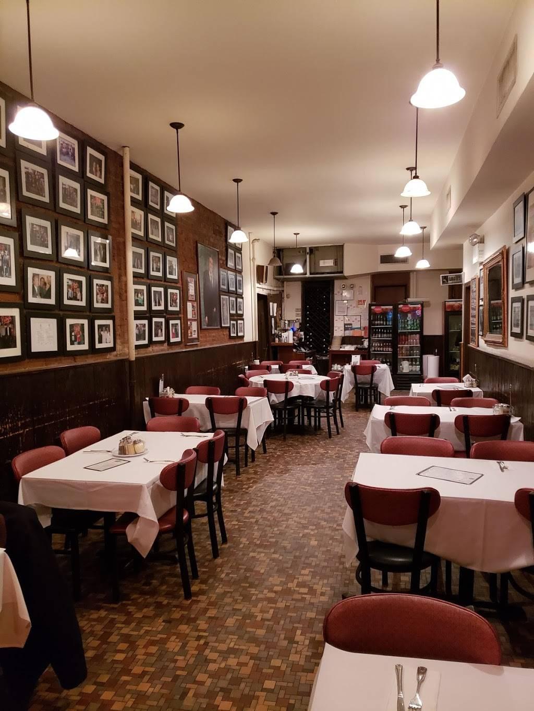 Patsys Pizzeria   restaurant   2287 1st Avenue, New York, NY 10035, USA   2125349783 OR +1 212-534-9783