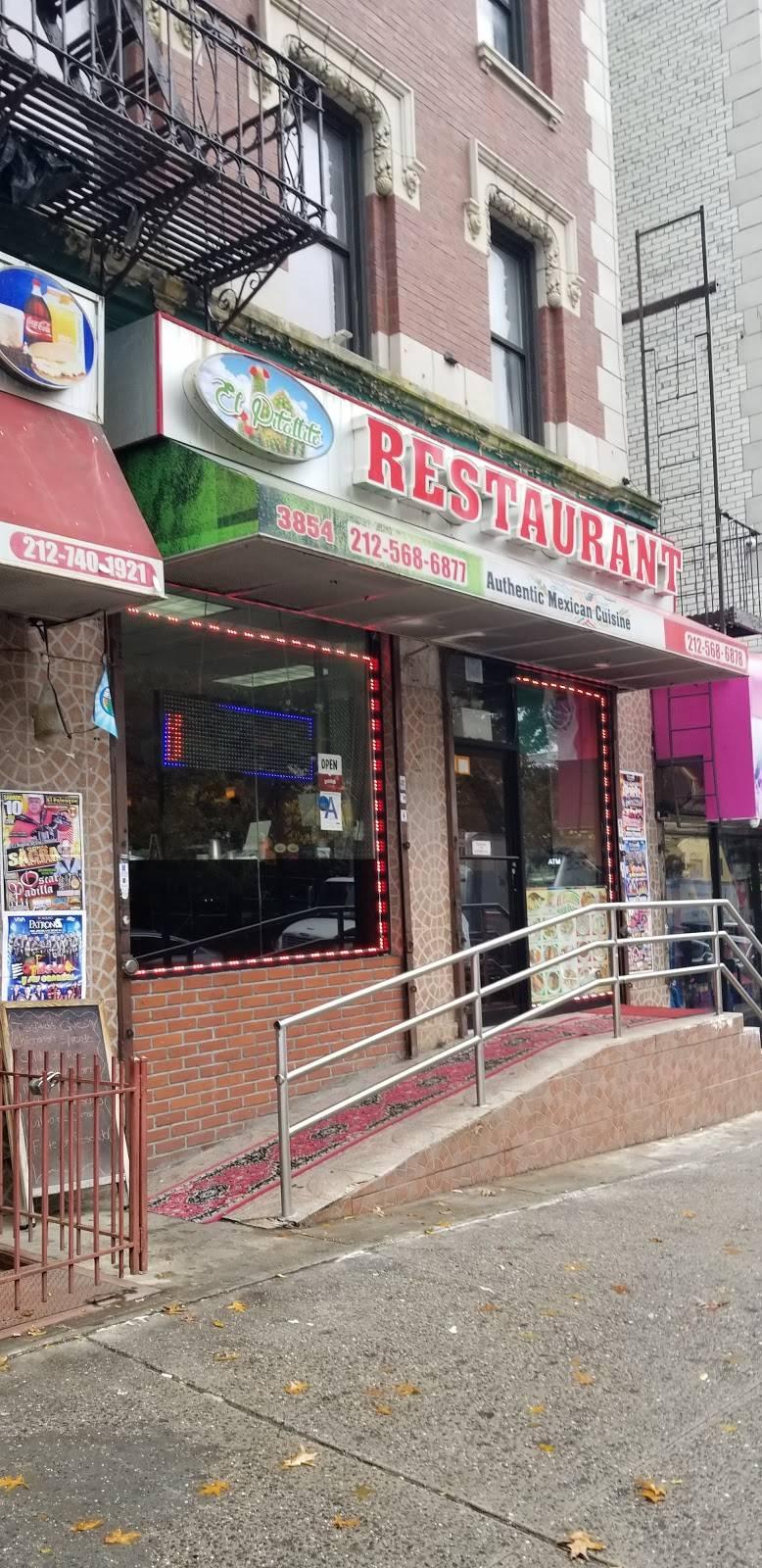 El Pitallito | restaurant | 3854 Broadway, New York, NY 10032, USA | 2125686877 OR +1 212-568-6877