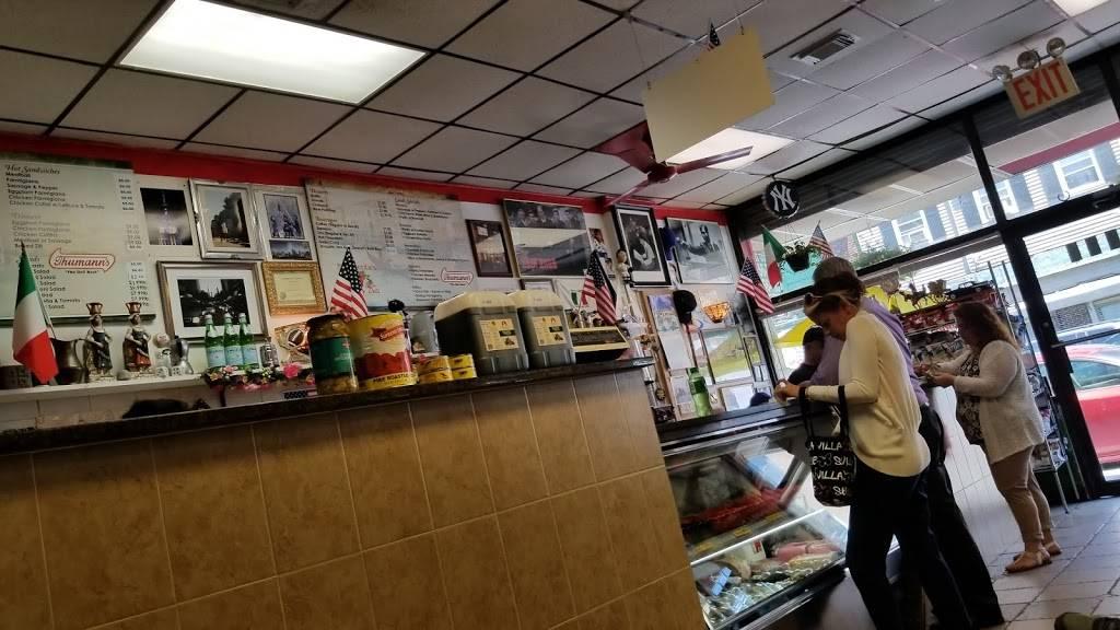 Margheritas Italian Deli | restaurant | 651 Newark Ave, Jersey City, NJ 07306, USA | 2016109600 OR +1 201-610-9600