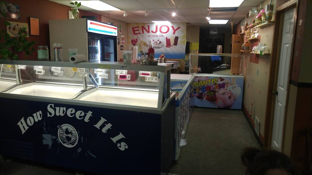 Enjoy Ice Cream Shop | restaurant | 6020 Calumet Ave, Hammond, IN 46320, USA | 2198982036 OR +1 219-898-2036