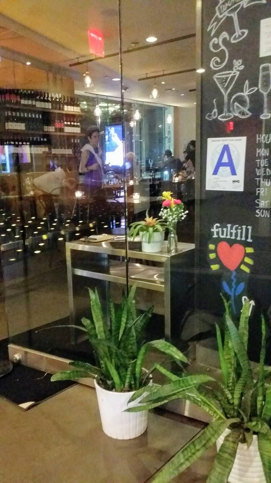 Indie Food & Wine | cafe | 144 W 65th St, New York, NY 10023, USA | 2128755256 OR +1 212-875-5256