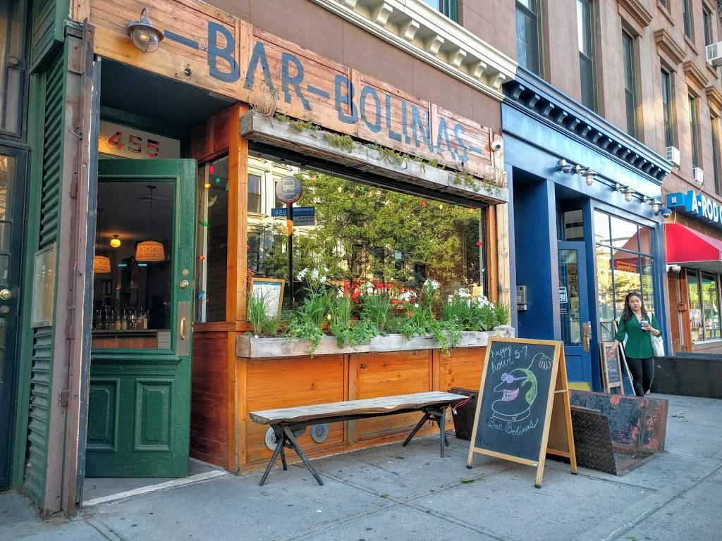 Bar Bolinas | restaurant | 455 Myrtle Ave, Brooklyn, NY 11205, USA | 7189359331 OR +1 718-935-9331