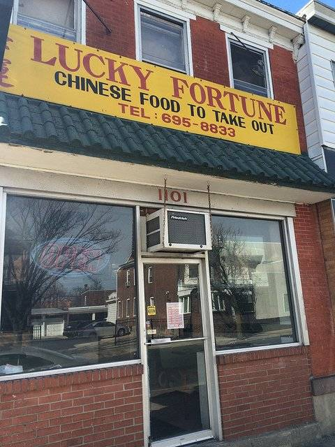 Lucky Fortune   meal takeaway   1101 S Broad St, Trenton, NJ 08611, USA   6096958833 OR +1 609-695-8833