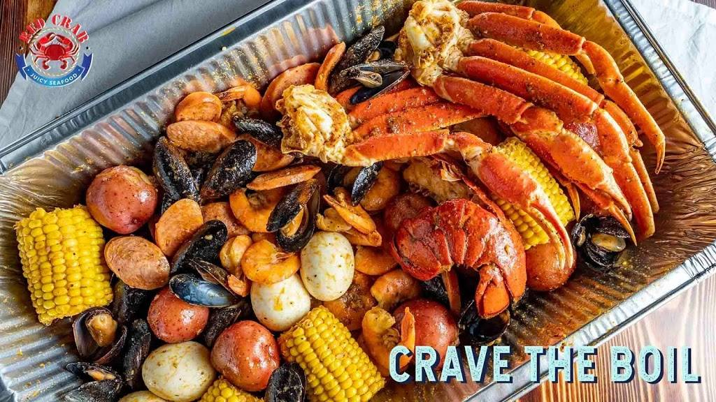Red Crab Juicy Seafood | restaurant | 3240 Riverside Dr, Danville, VA 24541, USA | 4348572526 OR +1 434-857-2526