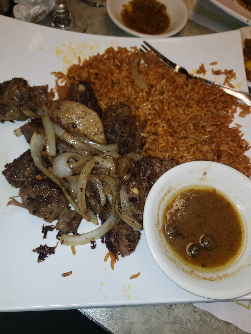 Kings and Queens Liberian Cuisine | restaurant | 107 Fairfield Ave, Upper Darby, PA 19082, USA | 4844663359 OR +1 484-466-3359